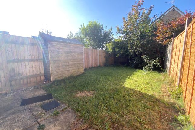 Garden of Westons Brake, Emersons Green, Bristol BS16