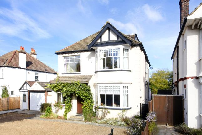 Thumbnail Detached house for sale in Carlyle Road, Addiscombe, Croydon