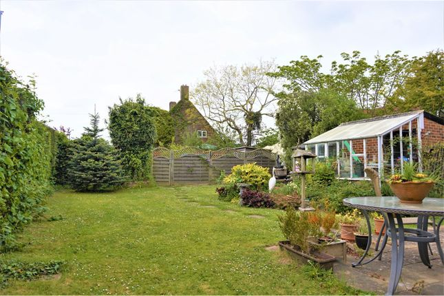Thumbnail Detached bungalow for sale in The Street, Boxgrove