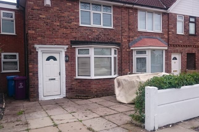 Thumbnail Semi-detached house to rent in Gribble Road, Liverpool