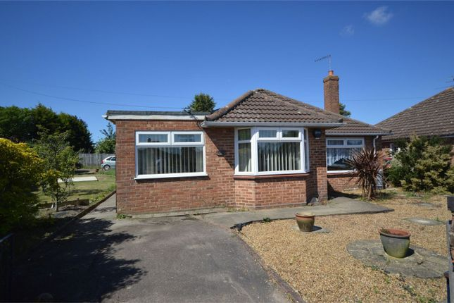 Thumbnail Detached bungalow for sale in Blenheim Crescent, Sprowston, Norwich, Norfolk