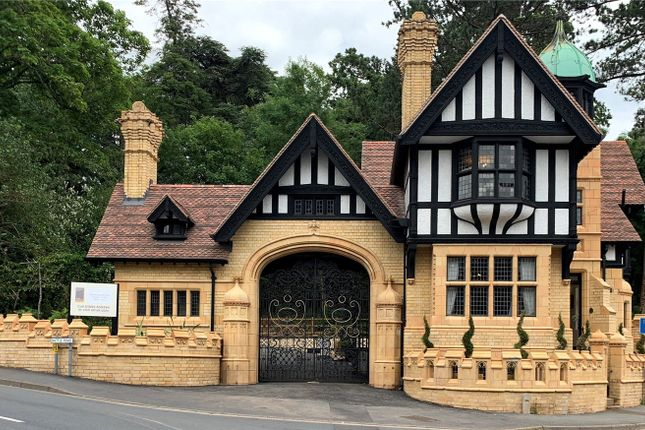 Thumbnail Detached house for sale in Mount Battenhall, Worcester