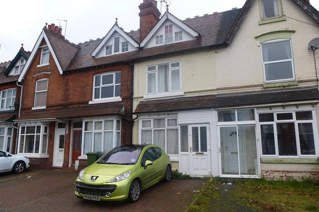 Thumbnail Terraced house to rent in Stourport Road, Kidderminster