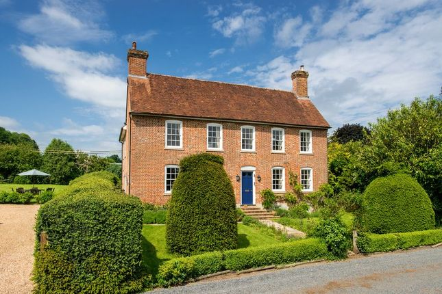 Thumbnail Detached house for sale in Pound Lane, Sherfield English, Romsey