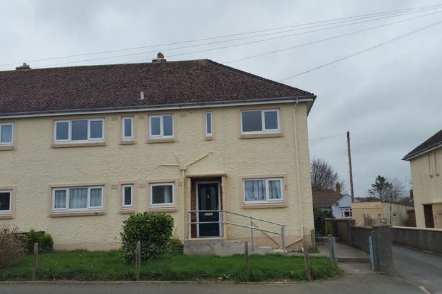 Thumbnail Flat to rent in Augustine Way, Haverfordwest