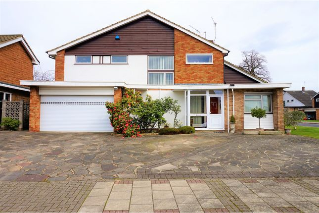 Thumbnail Detached house for sale in Beech Copse, Bromley