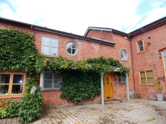 Thumbnail Barn conversion for sale in Valley Farm Barns, Willow Green Lane, Little Leigh, Northwich