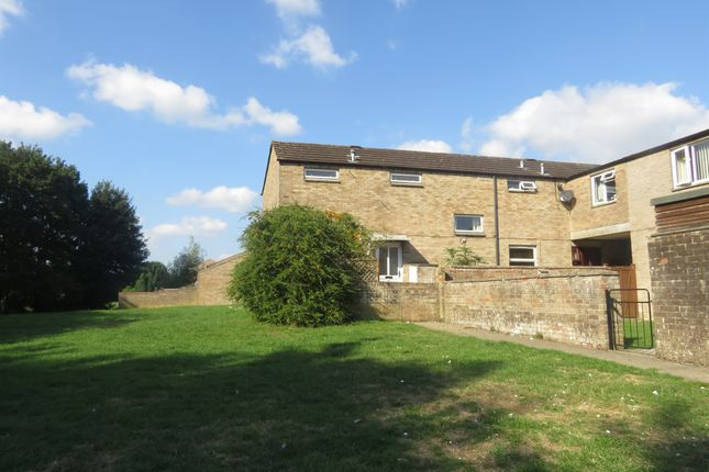 Thumbnail End terrace house for sale in Fitzmaurice Square, Calne