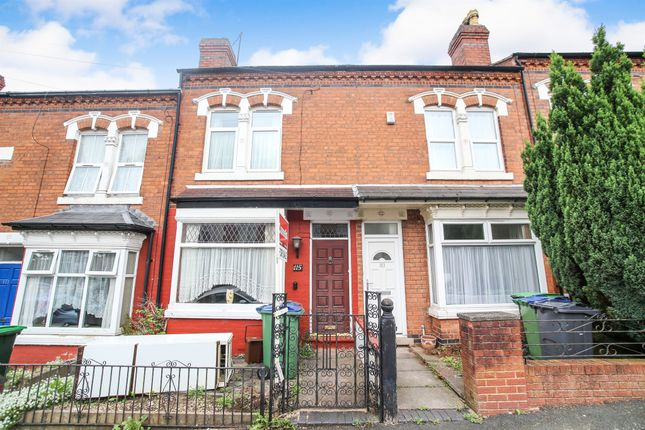 Thumbnail Terraced house for sale in Katherine Road, Bearwood, Smethwick