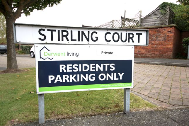 Private Parking of Nightingale Close, Chesterfield S41