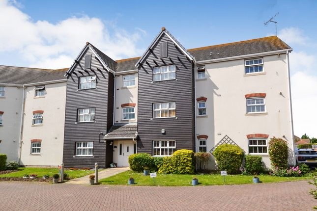 Thumbnail Flat to rent in St Lucia Walk, Eastbourne