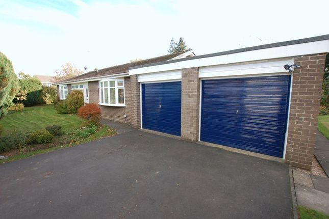 Thumbnail Bungalow to rent in Beech Court, Ponteland, Newcastle Upon Tyne