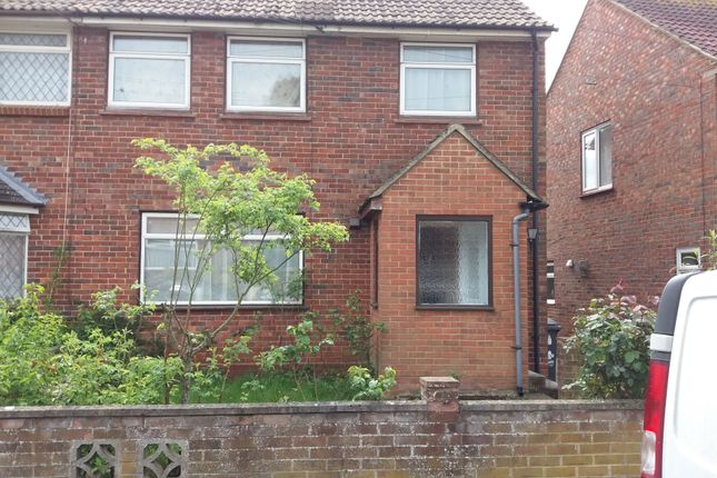 Thumbnail Semi-detached house to rent in Sussex Avenue, Canterbury