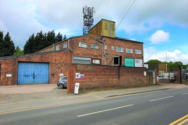 Thumbnail Light industrial to let in Unit 6 Station Yard, Station Road, Elworth, Sandbach