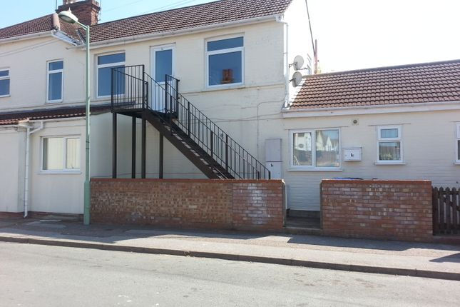 Thumbnail Flat to rent in Ashby Road, Lowestoft