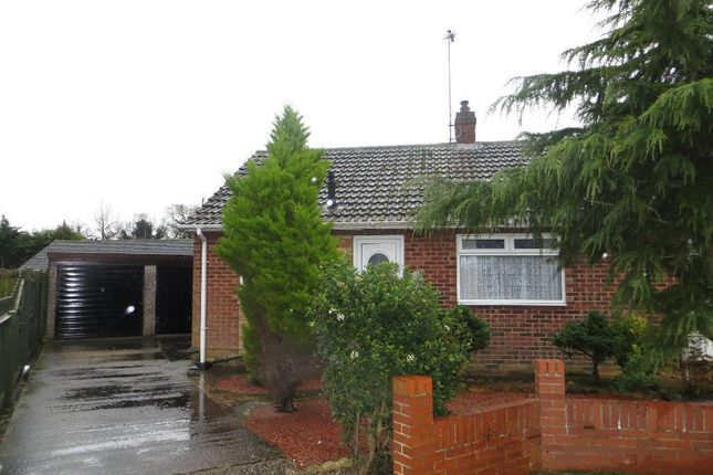 Thumbnail Bungalow for sale in Sextant Road, Hull