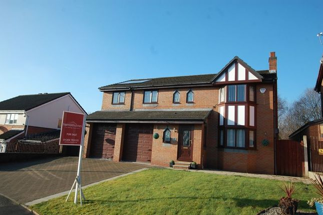 Thumbnail Detached house for sale in Boundary Drive, Bradley Fold, Bolton