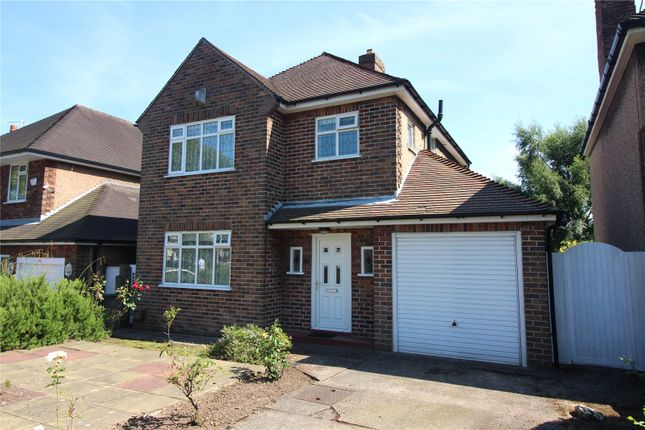 Thumbnail Detached house for sale in Kings Lane, Wirral, Merseyside