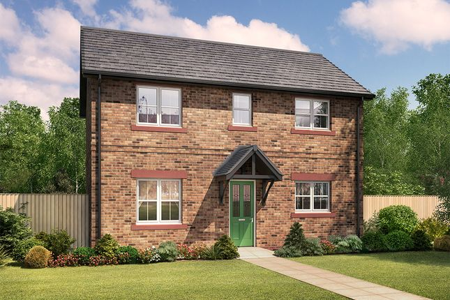 "Thumbnail Detached house for sale in ""Chester"" at Bongate, Appleby-In-Westmorland"