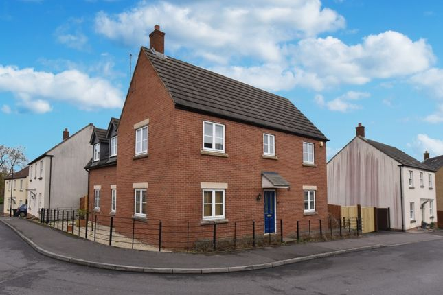 Thumbnail Detached house for sale in Bell Chase, Yeovil
