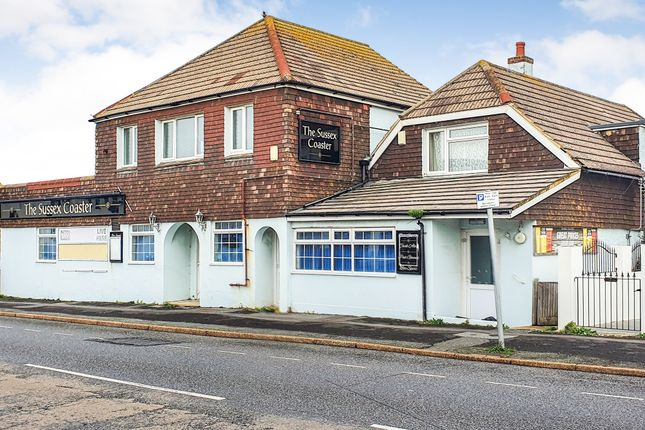 Thumbnail Mobile/park home for sale in South Coast Road, Peacehaven