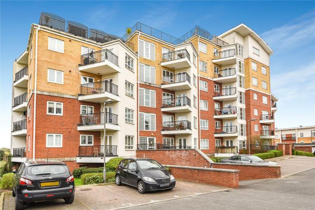 Thumbnail Flat to rent in Omega Court, The Gateway, Watford, Hertfordshire