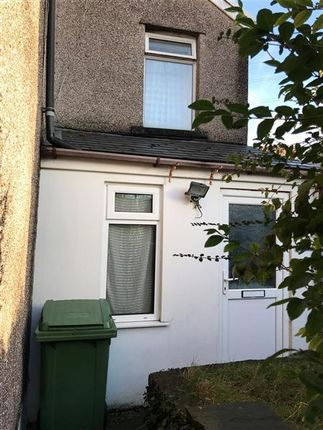 Thumbnail Terraced house to rent in Oaklands Terrace, Cilfynydd, Pontypridd