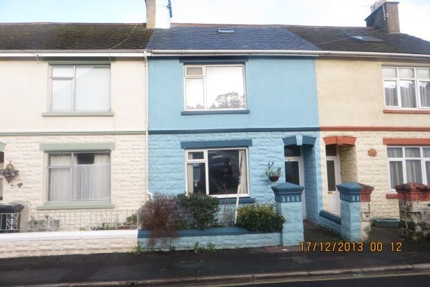 Thumbnail Property to rent in George Street, Newton Abbot