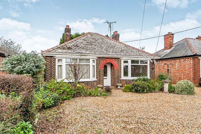 3 bed detached bungalow for sale in Leverington Common, Leverington, Wisbech