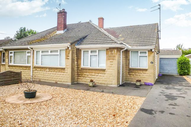 Thumbnail Semi-detached bungalow for sale in Downham Mead, Chippenham