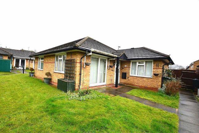 Thumbnail Semi-detached bungalow for sale in Bradman Way, Stevenage