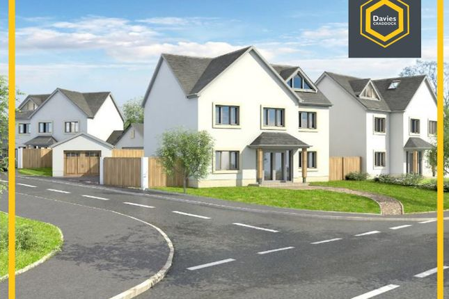 Thumbnail Detached house for sale in Myrtle Hill, Cynheidre, Llanelli