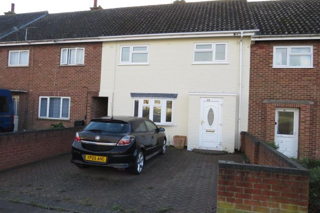 Thumbnail Property to rent in Britten Road, Lowestoft