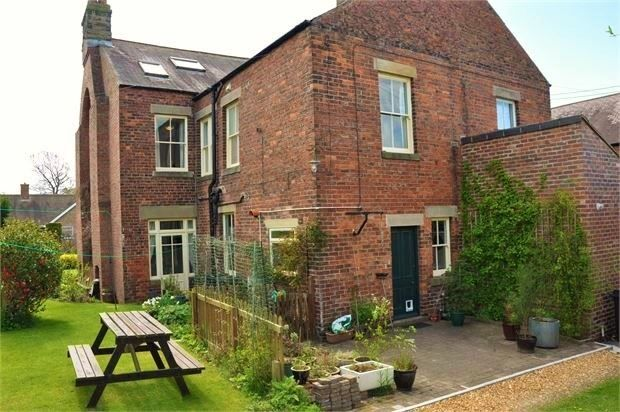 Thumbnail Semi-detached house for sale in Greencroft Avenue, Corbridge