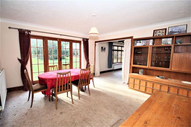 Dining Room of Hall Lane, Upper Farringdon, Hampshire GU34