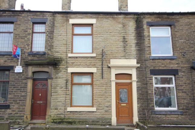 Thumbnail Terraced house to rent in Rochdale Road, Milnrow, Rochdale, Greater Manchester