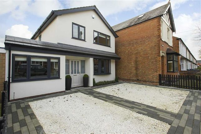Thumbnail Detached house for sale in Eltham Road, West Bridgford, Nottingham