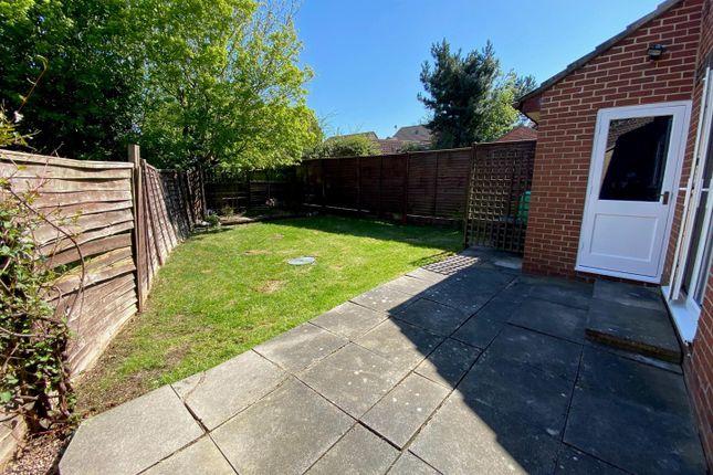 Garden of Grosmont Close, Emerson Valley, Milton Keynes MK4