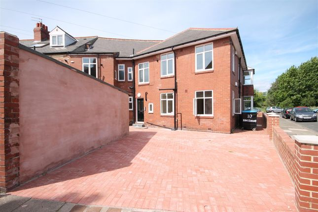 Thumbnail Flat to rent in Kingswood Avenue, Newcastle Upon Tyne