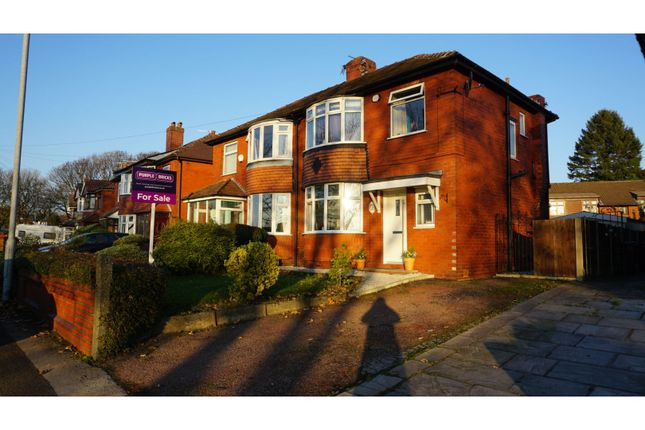 Semi-detached house in  Long Lane  Bolton  Manchester