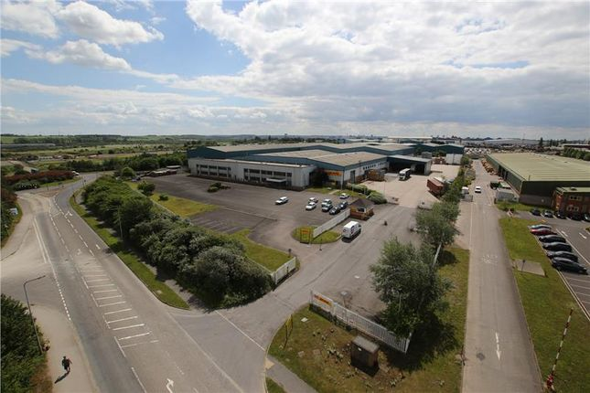 Light industrial to let in 150 Foxhills, Lysaghts Way, Foxhills Industrial Estate, Scunthorpe, North Lincolnshire