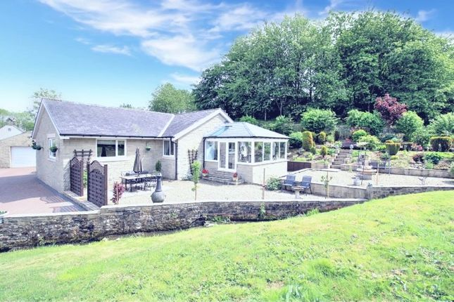 Thumbnail Detached bungalow for sale in Wark, Hexham