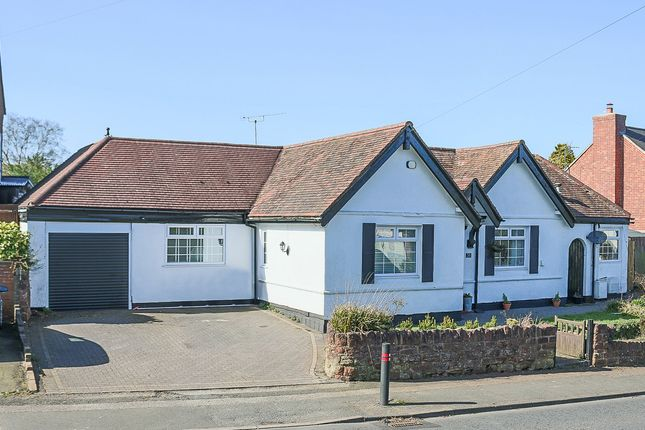 Thumbnail Detached bungalow for sale in Bromsgrove Road, Romsley, Halesowen