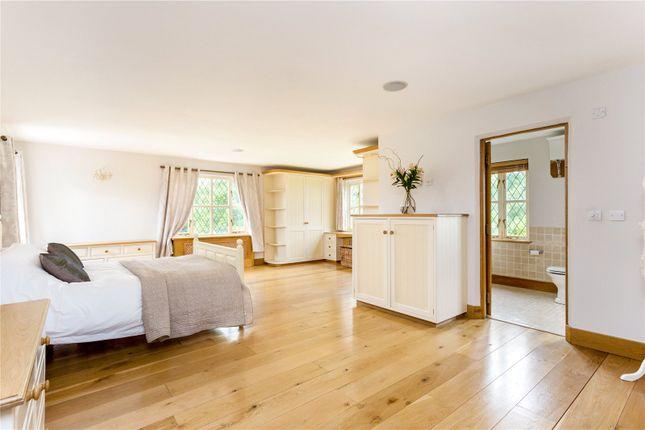 En Suite Bedroom of Marks Hall Lane, White Roding, Dunmow, Essex CM6