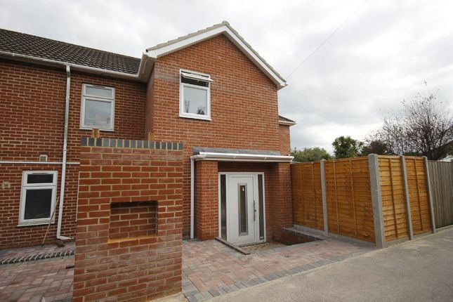 Thumbnail End terrace house for sale in The Siblings, Kanes Hill, Southampton