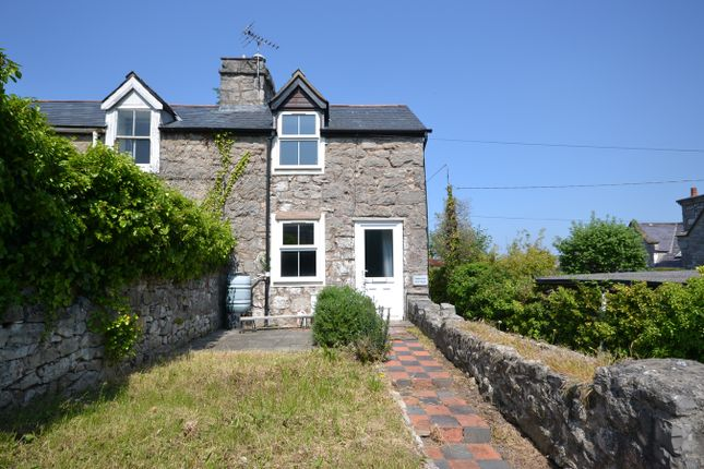 Thumbnail Terraced house to rent in Minffordd Road, Llanddulas