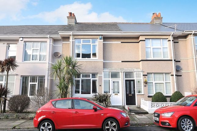 2 bed terraced house for sale in Glendower Road, Peverell, Plymouth PL3