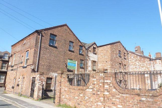 Thumbnail Flat to rent in Sandon Street, Waterloo, Liverpool