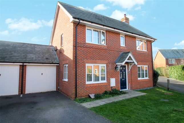 Thumbnail Detached house for sale in Faulkner Gardens, Littlehampton, West Sussex