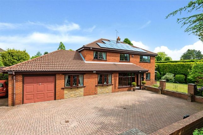 Thumbnail Detached house for sale in Delph Close, Aughton, Ormskirk